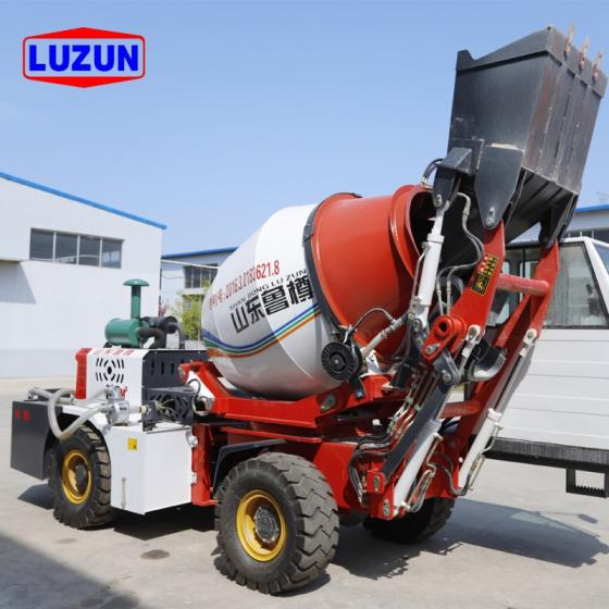 Sell concrete mixer truck