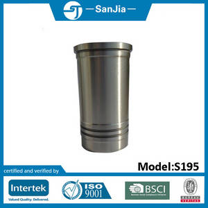Wholesale agricultural parts: Agricultural Machinery Diesel Engine Parts Liner