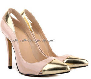 Wholesale ladies dress shoes: Fashion High Heel Lady Dress Shoes