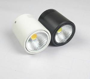 Wholesale body products: Dimmable 10w Cob,Surface Mounted Down Lights White Body, ,Advantage Products,High Quality Down Ligh