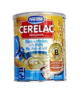 Wholesale Baby Food: Cerelac Infant Milk