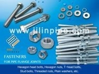 Wholesale for joint: Bolts and nuts, threaded rods for ductile iron pipe fittings and joints