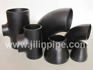 Wholesale epoxy coating steel pipe: Carbon Steel Pipe Fittings