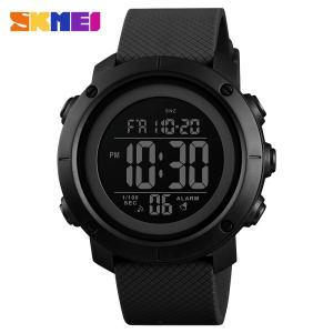 Wholesale chinese button: Digital Wrist Watches Skmei 1426 1416 Sport Watch LCD Display Watch Digital for Men