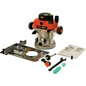 Wholesale Other Manufacturing & Processing Machinery: Triton 3-1/4 HP Dual-Mode Plunge Router