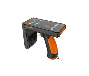 Wholesale uhf rfid handheld reader: S917V2 5.5 Inch Industrial PDA with 2D Barcode Scanner