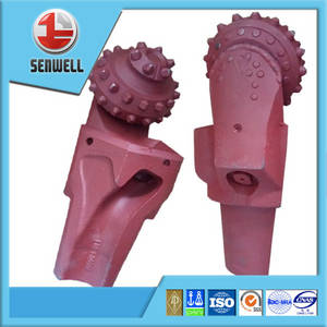 Wholesale tricone bits: Cone Assembly of API Standard Tricone Rock Drill Bits Used for Mining