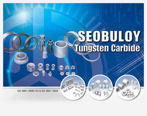 Wholesale general wear: Tungsten Carbide & Alloy Product