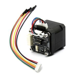 Wholesale stepper motor: Stepper Motor with Driver 42 Two Phase Stepper Motor
