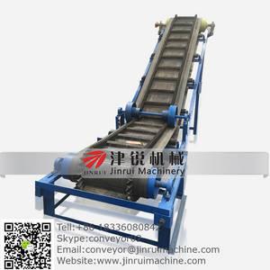 Wholesale corrugated belt: Corrugated Sidewall Belt Conveyor for Many Different Types of Bulks