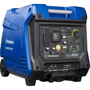 Wholesale Power Supplies: Westinghouse IGEN4500 Super Quiet Portable Inverter Generator