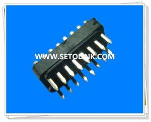 Wholesale ecg holter: Auto OBD2 16Pin Male Connector