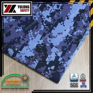 Wholesale fabric: Full Cotton FR Canvas Fabric