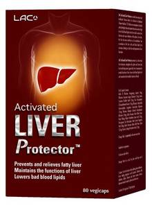 Wholesale digestive herbs: LAC Activated LIVER Protector