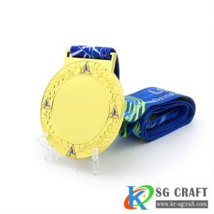 Wholesale awards: Customized Design Cheap Award Medal