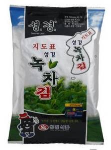 Wholesale tea: Sung Gyung Green Tea Seasoned Laver 60g