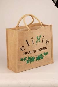 Wholesale natural fabrics: Promotional Bags
