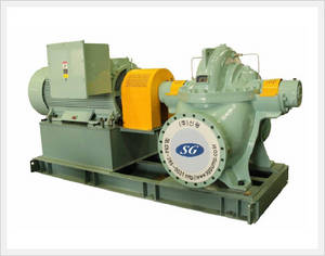 Wholesale pump: SGD / Double Suction Volute Pump