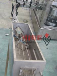 Wholesale Packaging Machinery: Empty Can Rinsing