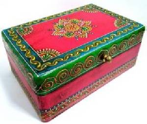 Wholesale handicrafts: Decorative Wooden Boxes