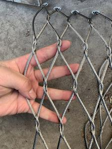 Wholesale Steel Wire Mesh: Stainless Steel Wire Rope Mesh