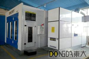 Wholesale automotive spray booth: CE Automotive Spray Booth DD-3000