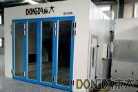 CE Auto Paint Booth DD-7000