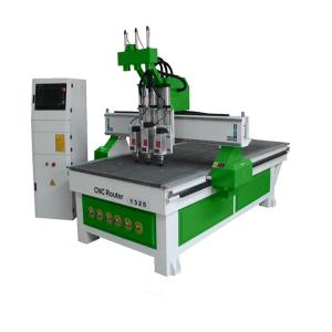 Wholesale wood computer table: Hot Sales CNC Wood Cutting Machine 1325