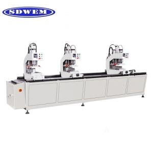 Wholesale upvc: UPVC Window/Door Fabrication Machinery Two Head Welder From China