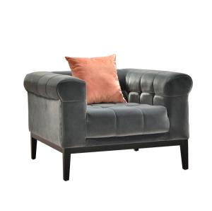 Wholesale modern sofa: Tufted Sofa Set Modern Style European Sytle