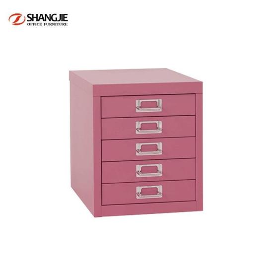 5 Drawer Home Office Storage Cabinet