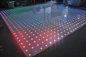Wholesale dance: Light Up Portable Dance Floor for Wedding Decorations