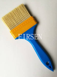 Wholesale water base varnish: New Type Plastic Paint Brush Cleaning Brush