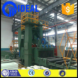 Wholesale shot beads: Steel Shot and Steel Grit Shot Blasting Machine with Electric Fuel