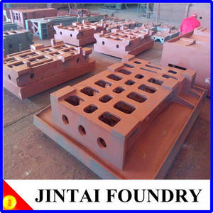 Wholesale gray iron: Manufacturer of Gray Iron Casting Accessories for Machine Tool