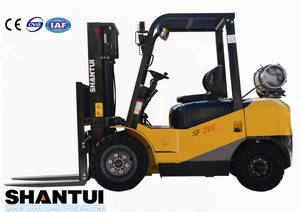 Wholesale shantui transmission: 3.5 ton petrol forklift for South America