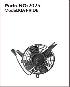 Wholesale kia parts: AC Cooling System Auto AC Parts KIA Electronic Fan