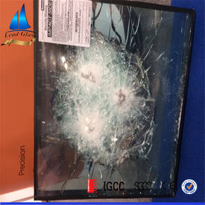 Wholesale bulletproof glass: Bullet Proof Glass/Bullet Proof Glass Price/Lamianted Bullet-proof Glass