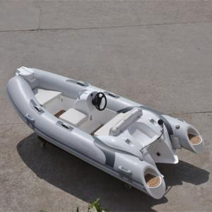Wholesale inflatable boat: Liya 3.8m Small Inflatable Dinghy Luxury Rib Boat