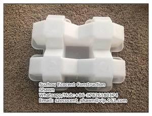 Wholesale pavers: Plastic Mold for Cement Paver