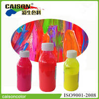 Sell Fluorescence pigment paste for printing