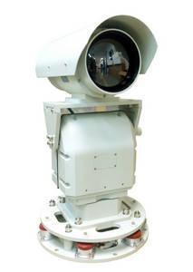 Wholesale thermal imaging: 3.6km Fog Penetration PTZ IP Thermal Imaging Camera
