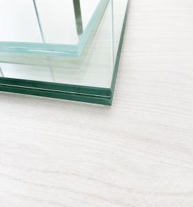 Wholesale hk company: Low-iron Laminated Glass  Tempered Laminated Glass Price  High Safety Toughened Glass Supplier