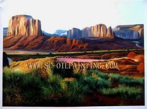Wholesale abstract oil painting: Wholesale Landscape Oil Paintings by Professional Artists