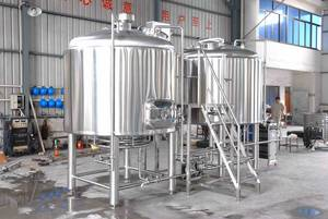 Wholesale micro brewery beer equipment: 500L Beer Brewing Equipment Used in Restaurant, Pubs, Micro Brewery Factory,