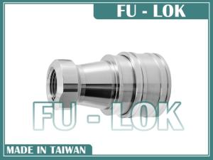 Wholesale quick coupling: KS Series Quick Coupling - Twin Valve
