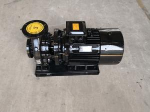 Wholesale electric motor: Hengbiao ISG Series Electric Motor Single Stage Single Suction Centrifugal Vertical Water Pump
