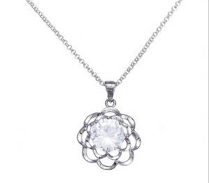 Wholesale alloy necklace: New Design Alloy Necklace Popular Necklace Jewelry