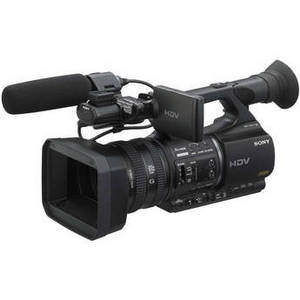 Wholesale pal to f connector: S O N Y HVR-Z5P Professional HDV PAL Camcorder  Price1250usd
