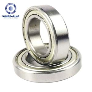 Wholesale Deep Groove Ball Bearing: SUNBEARING 6304 ZZ Deep Groove Ball Bearing 20*52*15mm Stainless Steel